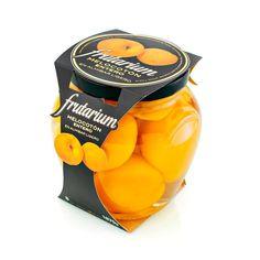 Frutarium. Melocotón entero en almibar ligero 12,06€ 2360g
