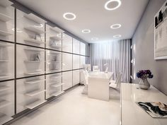 Doctors-clinic-design-design - Stylish Medical Surgery Clinic Design – View Home Trends