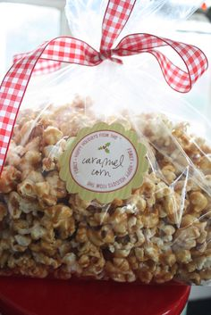 great food gift or snack idea