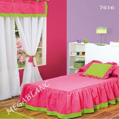 Cortinas on pinterest tela ecommerce and lace curtains for Cortinas infantiles nina