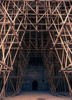 scaffold pr0n