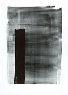 Hans Hartung 1976 litografia