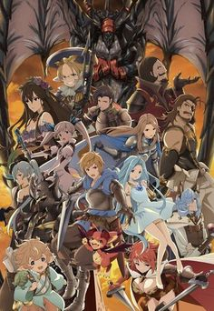 Granblue Fantasy the Animation Series Listed at 14 Episodes       The official website for the Granblue Fantasy the Animation television anime series revealed on Friday that the series will have seven Blu-ray D... Check more at http://animelover.pw/granblue-fantasy-the-animation-series-listed-at-14-episodes/