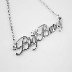 KPop Necklace (Big Bang Version) http://kpopmerchandiseworld.com/product/kpop-necklace http://kpopmerchandiseworld.com