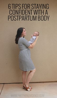 6 Tips for Staying Confident with a Postpartum Body! I absolutely loved this post. A great read for any new mom. #solestyle #payless #pregnancy