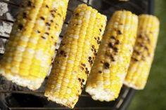 Maïs grillé au barbecue