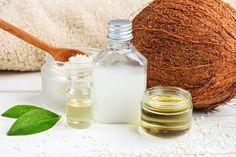 DIY-Rezept für selbst gemachten Kokosöl Sonnenschutz mit natürlichem Sonnenschutzfaktor 4 ...