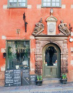 Kaffekoppen | Stockholm in winter | These Four Walls blog