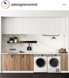 "Fantastic ""laundry room storage diy cabinets"" detail is offered on our internet site. Take a look and you wont be sorry you did. Modern Laundry Rooms, Laundry In Bathroom, Laundry Closet, Laundry In Kitchen, Basement Laundry, Laundry Area, Garage Laundry, Laundry Tips, Mini Kitchen"