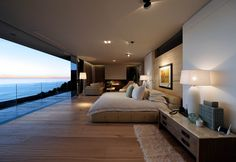 Clifton House 2 bedroom with a view | Peerutin Architects Cape Town - see more at http://peerutin.co.za/architect-projects/clifton-house-2/