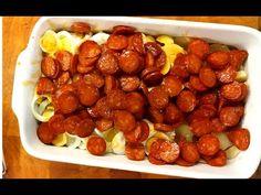 Tudtátok, hogy isteni rakott krumpli (burgonya) készíthető a 4 alapanyag és csak só használatával? - YouTube Pretzel Bites, Bread, Fruit, Youtube, Food, Brot, Essen, Baking, Meals