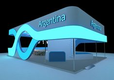 Stand Argentina for Rock in Rio Lisboa