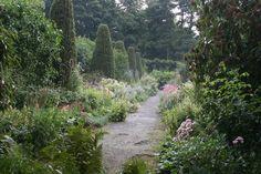 Rose walk - Hidcote Manor Garden, July