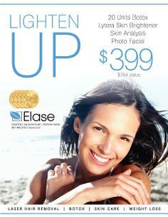 93 Best Elase Utah Promotions Images Utah Medical Spa Promotion