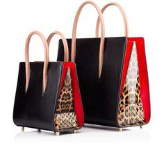 Bags - Paloma Large Tote Bag - Christian Louboutin
