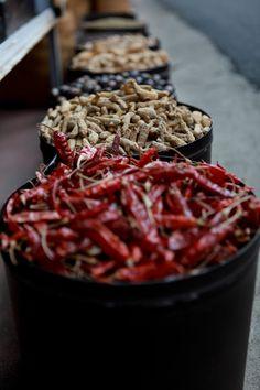 Spice Market, Cochin, Kerala, INDIA