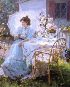 Alexander Averin - Morning tea