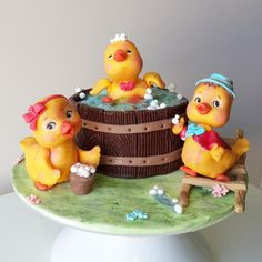 Baby Shower cake - Cake by tatlibirseyler