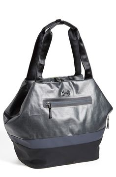 """The perfect gym bag/bag to shove in your suitcase for travel Under Armour """"Perfect Flow"""" Tote ($115)"""