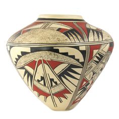 SOLD Large Hopi Olla by Louann Sila