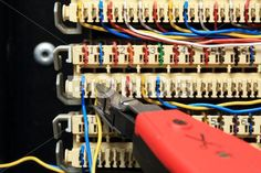 Telephone Exchange, Motion Graphics, Animation, Stock Photos, Places, Animation Movies, Motion Design, Lugares