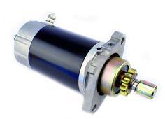 Mercury / Yamaha 6-9.9 / 25-60 Hp Starter / 12V CCW ROT PH130-0062, 50-814980M #Yamaha