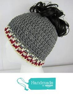 54e7886ed 17 Best Messy Bun Hats images in 2017   Messy bun, Hats, Crochet pony