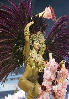 Brazil's Carnival Madness