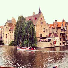 Travel pictures Brugge Belgium 2014