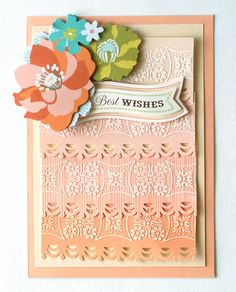 Anna Griffin Perfect Palette Cards and Layers Kit