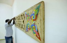 Surinam art