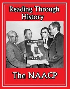 This is a four page unit from Reading Through History documenting the founding and history of the National Association for the Advancement of Colored People. There is a one page reading followed by three pages of student activities.  The student activities include multiple choice questions, a student response essay question, a guided reading activity, and vocabulary activities.