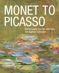 Exhibition catalogue of #MonettoPicasso, available at the Albertina's shop.