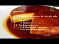 Nuestra Agenda - Flan de Almojabanas - YouTube Colombian Food, Flan, Beef, Youtube, 2 Ingredients, Mugs, Sour Cream, Vanilla, Eggs