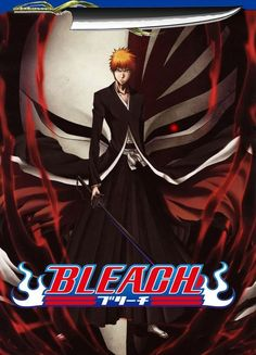 ⭐️⭐️⭐️⭐️Title:Bleach  Type: Anime  Aired: 2004  Genres: (Action, Drama, Supernatural). Kurosaki Ichigo is a teenager gifted with the ability to see spirits. His life is drastically changed by the sudden appearance of a Shinigami (literally, Death god) - one who governs the flow of souls between the human world and the afterlife - named Kuchiki Rukia, who arrives in search of a Hollow, a dangerous lost soul. When Rukia is severely wounded while trying to defeat the Hollow, she attempts to…