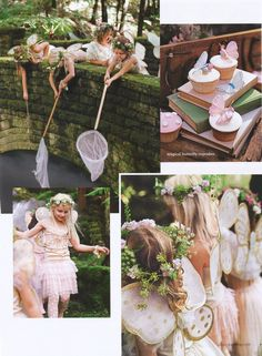 chris court-styling steve pearce for donna hay-dustjacket attic Fairy Birthday Party, Garden Birthday, Birthday Party Themes, Girl Birthday, Birthday Ideas, Enchanted Forest Party, Enchanted Wood, Fairy Tea Parties, Tea Party