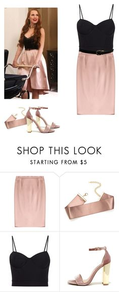 """""""Cheryl Blossom - Riverdale"""" by shadyannon ❤ liked on Polyvore featuring Jil Sander, Alexander Wang, Steve Madden and Ralph Lauren"""