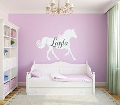 This horse and name set is perfect for any horse lover! Would add the perfect finishing touch to any boy or girl bedroom.  Total size is