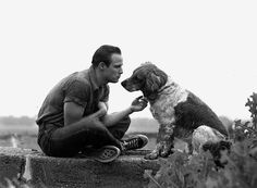 """44k Likes, 147 Comments - History In Pics (@historyphotographed) on Instagram: """"Marlon Brando, 1950. Photograph by Art Shay."""""""