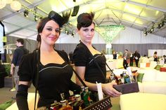 Two cigarette girls roamed the event, allowing guests to get a whiff of the perfumes nominated for the new Fragrance. Diy Girls Costumes, Costume Ideas, Diy Halloween Decorations, Halloween Diy, Cigarette Girl Costume, Rat Pack Party, Bat Mitzvah Party, Cigar Girl, Women Smoking