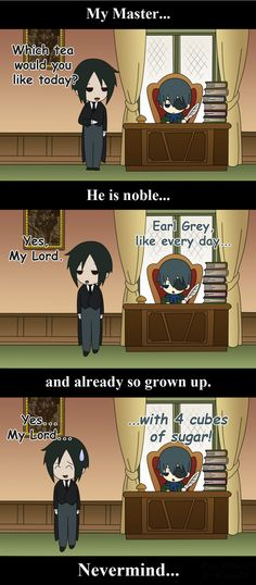 funny black butler comics | fun comic by kujaex fan art manga anime digital fan comics ...