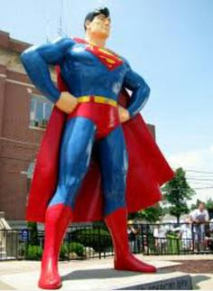 Superman museum. Metropolis IL