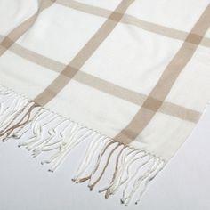 CHECKED BLANKET - Blankets - Decoration   Zara Home United Kingdom