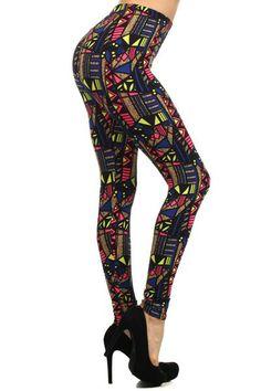Neon Mayan Printed Leggings Shop www.chandlyla.com  #sexy #cartoons #legggings #Womenleggings #FlowerLeggings #ColorfulLeggings #YogaLeggings #PatternLeggings #flowersLeggings #triballeggings #aztecleggings #floralleggings #geometric #tribal #aztec #yoga #pattern #tights #festival #flowers #diamonds #fashion #clothing