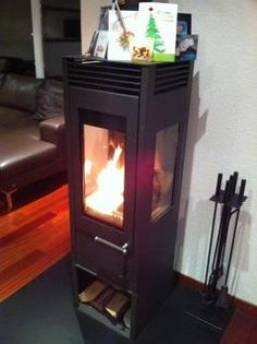 Cool fireplace for Apartment/Condo living