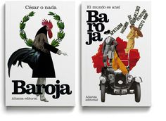 Manuel Estrada. Nuevas portadas diseñadas por el Estudio para los nuevos títulos de la colección de Libro de Bolsillo de Alianza Editoria