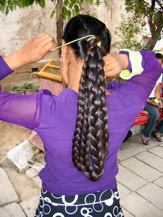 Double braids | Chotlo | Flickr