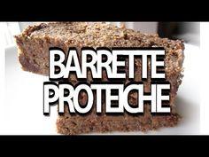 Barrette proteiche fatte in casa a basso contenuto di carboidratiSergio Chisari Fitness |