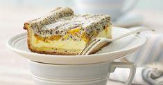 Quark-Mohn-Schnitte ist ein Rezept mit frischen Zutaten aus der Kategorie Blechkuchen. Probieren Sie dieses und weitere Rezepte von EAT SMARTER!