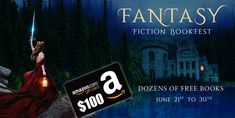 Free fantasy novels - grab them all now! Fantasy Fiction, Fantasy Books, Amazon Card, Stuck In The Middle, Advertising And Promotion, Crime Fiction, Book Authors, So Little Time, Free Books